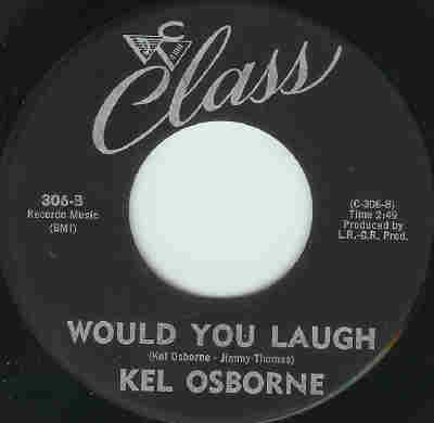 Kell Osborne - Quicksand - The Lonely Boy Song