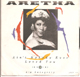 ARETHA FRANKLIN UK PIC SLEEVE, INTEGRITY