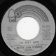 BETTYE JEAN PLUMMER, YOU DON'T KNOW