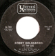 BOBBY GOLDSBORO US ISSUE, IT'S TOO LATE