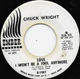 Northern Soul, Rare Soul - CHUCK WRIGHT W/D, LOVE I WON'T BE YOUR FOOL ANYMORE