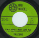 Northern Soul, Rare Soul - FALCONS, (I'M A FOOL) I MUST LOVE YOU