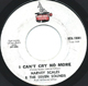 HARVEY SCALES & THE SEVEN SOUNDS, I CAN'T CRY NO MORE