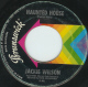 JACKIE WILSON  USED, HAUNTED HOUSE