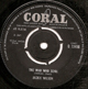 JACKIE WILSON CORAL UK, THE WHO WHO SONG