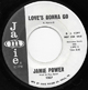 JAMIE POWER W/D, LOVE'S GONNA GO