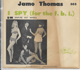 JAMO THOMAS PIC SLEEVE, I SPY (FOR THE FBI)