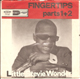 STEVIE WONDER FRENCH PIC SLEEVE, FINGERTIPS