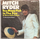 MITCH RYDER PIC SLEEVE, TOO MANY FISH IN THE SEA