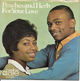 PEACHES & HERB PIC SLEEVE, I NEED YOUR LOVE SO DESPERATELY