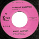 ROBBY LAWSON PINK REISSUE, BURNING SENSATION