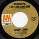 Northern Soul, Rare Soul - ROBERT JOHN, RAINDROPS LOVE & SUNSHINE
