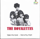 ROYALETTES   PIC SLEEVE, TAKE MY LOVE