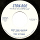 Northern Soul, Rare Soul - TONY & TYRONE, DON'T EVER LEAVE ME