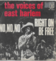 VOICES OF EAST HARLEM, RIGHT ON BE FREE