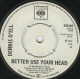 Northern Soul, Rare Soul - DENNIS D'ELL, BETTER USE YOUR HEAD