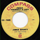 JAMES BOUNTY, PROVE YOURSELF A LADY