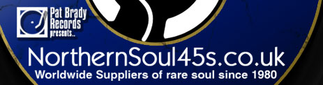 northern soul, rare soul, soul, northern, 45, 45s, 45's, vinyl, records
